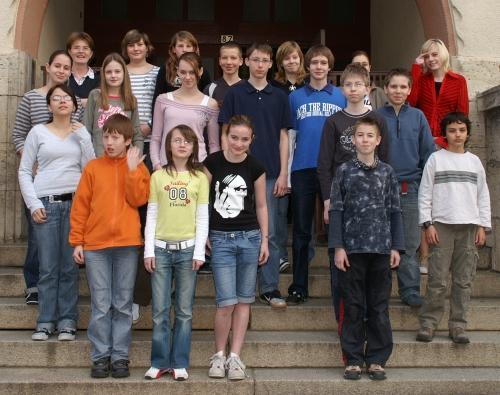 Klasse07-1(2007)