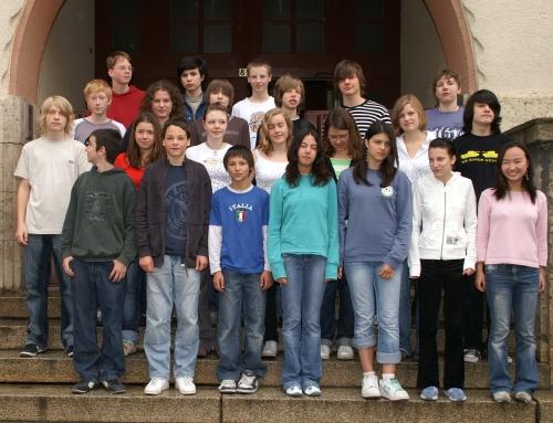 Klasse08-1(2007)